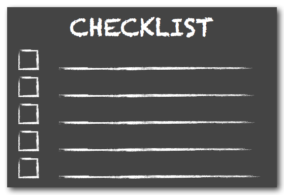 How to Choose a Solar Company Checklist